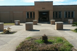 Midway Office Entrance