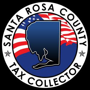 santa rosa tax collector logo