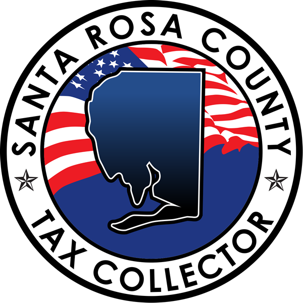 santa rosa tax collector logo